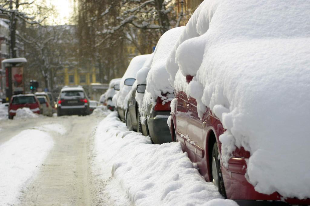 Фото людей зимой в контактеру - 232