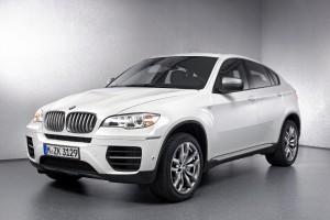 Новый BMW X6 M50d