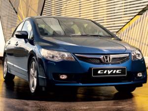 Автомобильная модель «Honda Civic»