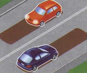 Световое общение на дороге
