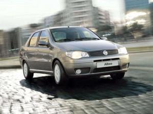 Fiat Albea - примечательная иномарка