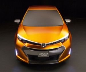 """Toyota показала предвестника новой """"Короллы"""""""