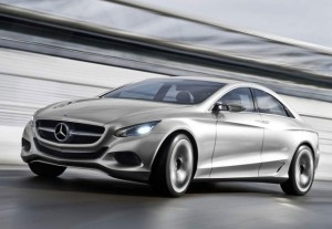 Новый Mercedes S-Класса