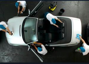 Способы очистки салонов автомобилей
