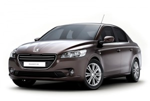 Новая Peugeot 301