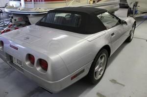 Красавец Chevrolet Corvette Convertible