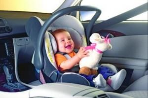 Покупка детского автокресла: цена - безопасность ребенка