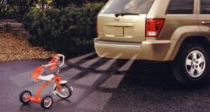 Парктроник – решит проблемы с парковкой