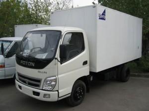 Продажа автофургонов и грузовиков Foton Ollin BJ 5041